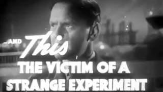 1942 MAD DOCTOR OF MARKET STREET - Trailer - Lionel Atwill