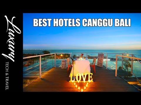 Best Hotels CANGGU Bali - Luxury and Cheap Canggu Hotels Tour
