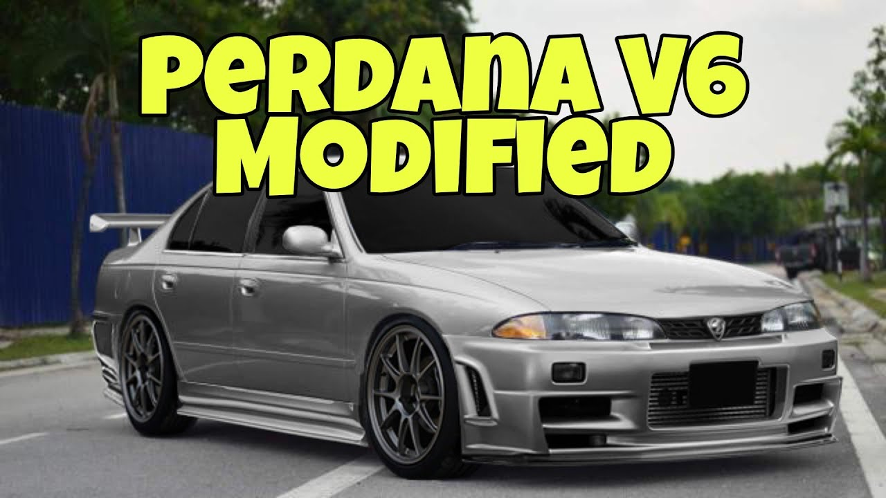 Download Perdana V6 Bodykit Nissan Skyline | Virtual Turning