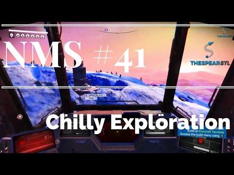 No Man's Sky #41 - Chilly Exploration