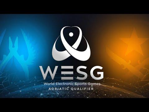 🔴 CSGO - WESG Adriatic LAN 🔴 - Uživo u Relogu