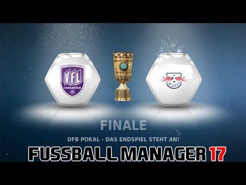 Fussball Manager 17 #247 🏆 VfL Osnabrück - RB Leipzig ⚽️ Lets Play Deutsch 3D