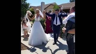 Шикарная армянская свадьба в Лос Анджелесе / Глендейл армяне /2018 Армянские свадебные традиции