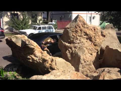 Укладка песчаника своими руками – особенности камня