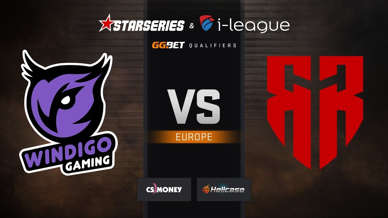 [EN] Windigo vs Red Reserve, map 1 train, StarSeries & i-League S7 GG.Bet EU Qualifier