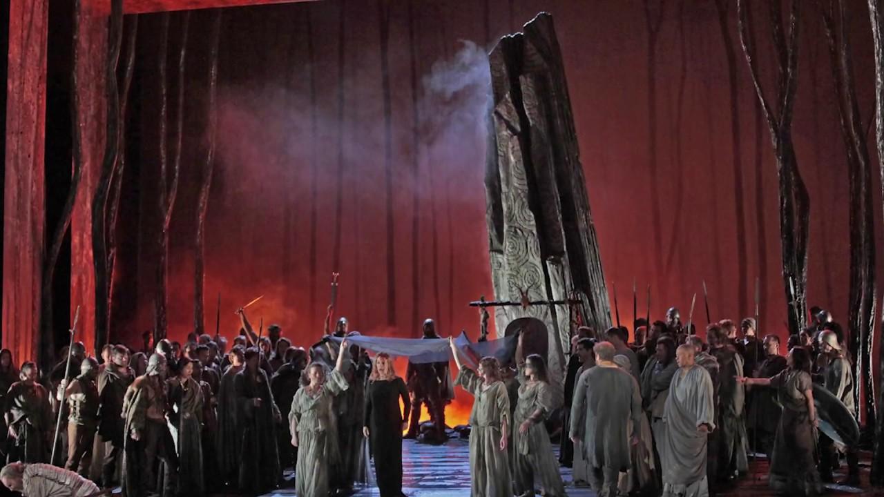 Norma at the Metropolitan Opera