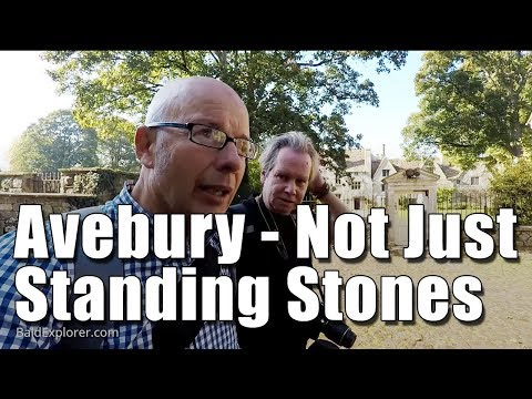 A Walk Around Avebury In Wiltshire