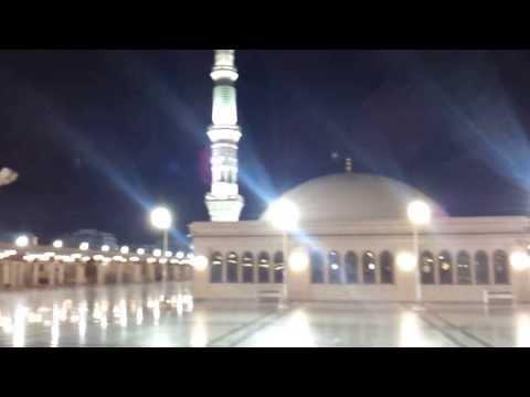 Minarets of Masjid un Nabi