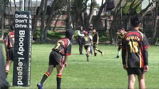 Taranaki Maori Rugby League U12's vs Waikato U12's