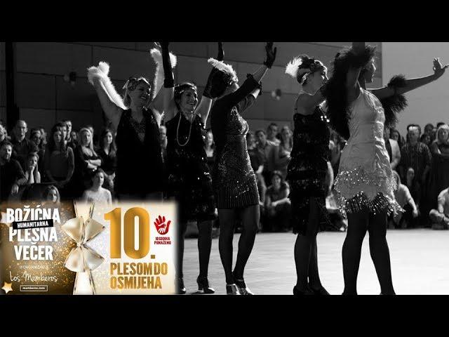 Plesom do osmijeha 2017 - BACK TO SWING Zagreb