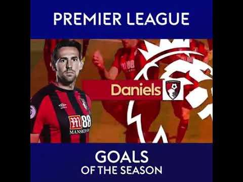 Goal of the season ... premiere league