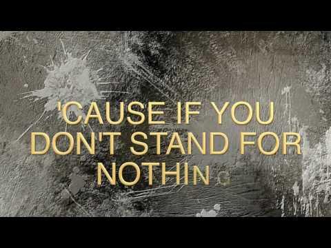 Blanca - Not Backing Down (Lyrics)