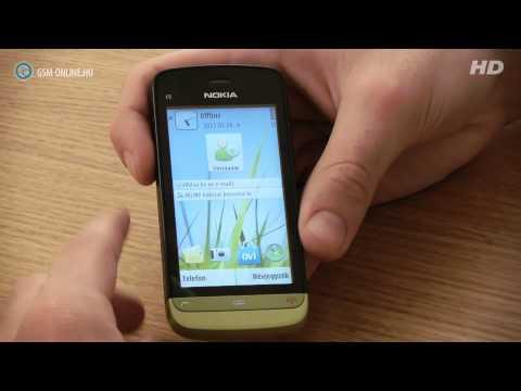 Nokia C5 teszt - GSM online™