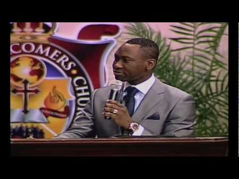 Apostle Charles Ndifon - Adventures In Miracle Memphis TN