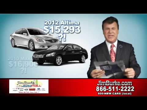 Jim Burke Automotive >> Jim Burke Nissan Their Ad Our Prices W Zack Justice 121514