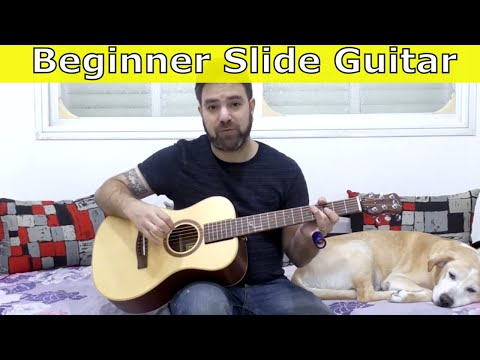 How to Play SLIDE GUITAR! (The Ultimate Beginner Slide Lesson: Technique and Basic Licks)