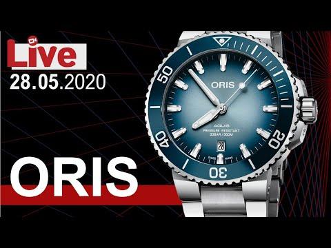 Oris - Live с брендом