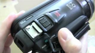 Canon Vixia HF G10 Unboxing: My New Camera