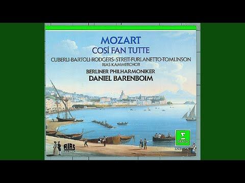 Mozart : Cosi fan tutte : Act 2
