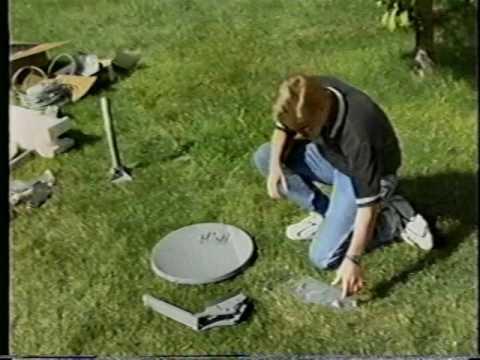 Dish Installation Guide 1996/1997