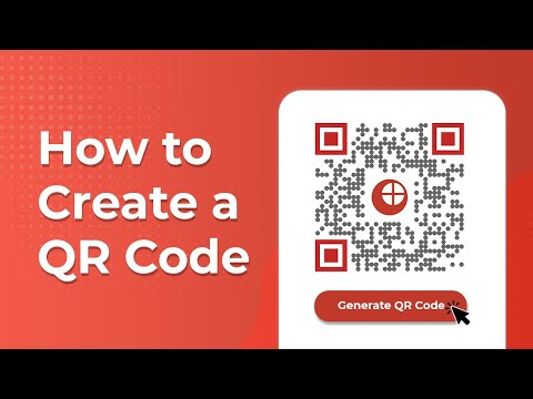 How to make a QR Code: A step-by-step guide
