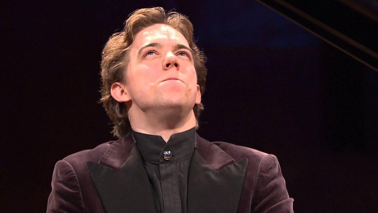 Ingolf Wunder – Nocturne in B major, Op. 9 No. 3 (first stage, 2010)