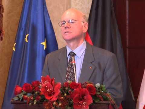 Public Address Prof. Dr. Lammert, Tbilisi, Georgia 02-13-2015