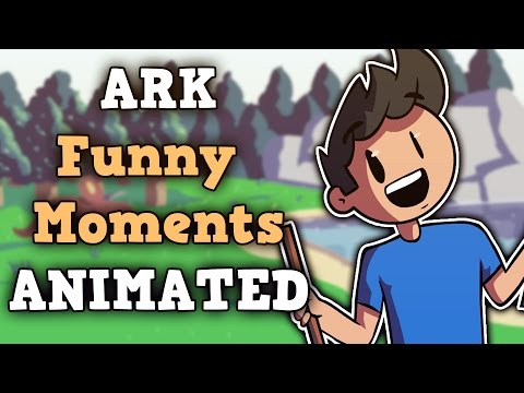 Thumbnail: ARK FUNNY MOMENTS ANIMATED | Liximation Ep.10