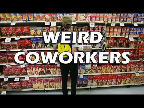 Tales from Retail: Weird Walmart Coworkers (Part 1)