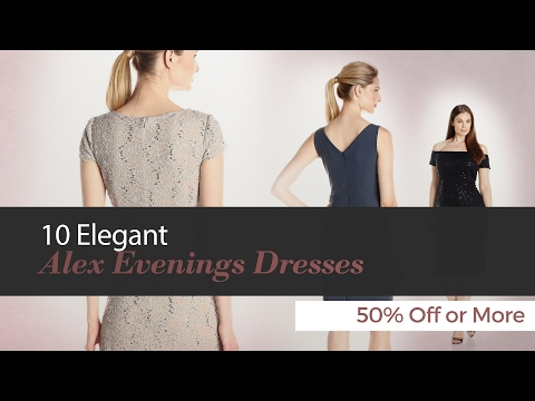 Alex Evening Dresses Clearance Amazon Fashion Off Or More