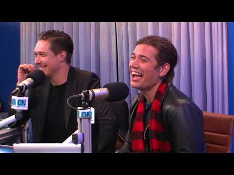 ON With Mario Lopez - Hanson Interview