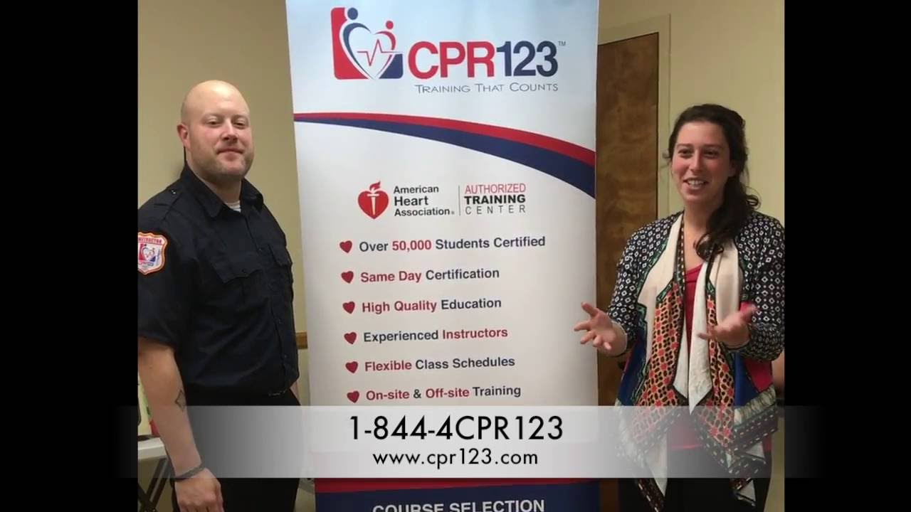 Best Acls Bls Pals Courses In Nyc Testimonial By Hannah Youtube