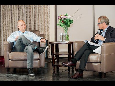 Tony Fadell, CEO of Nest at Visionary Salon 2016