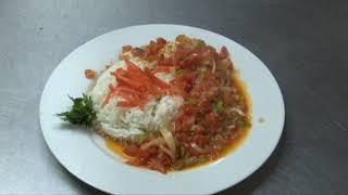 """خاص- الشيف محمد عبد المنعميحضر""""دجاج مكسيكي"""" بالنكهة الأصلية ويكشف سر البهار الأبيض وطهي الخضار"""