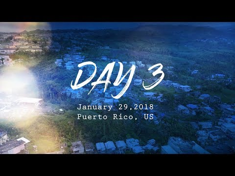 🇵🇷 Puerto Rico Disaster Relief | Day 3