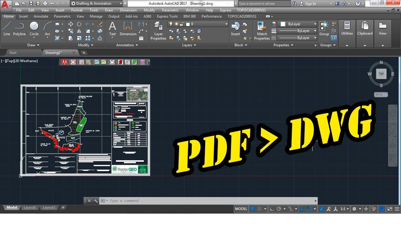 Espig Projetando Autocad 2017 Como Converter Pdf Em