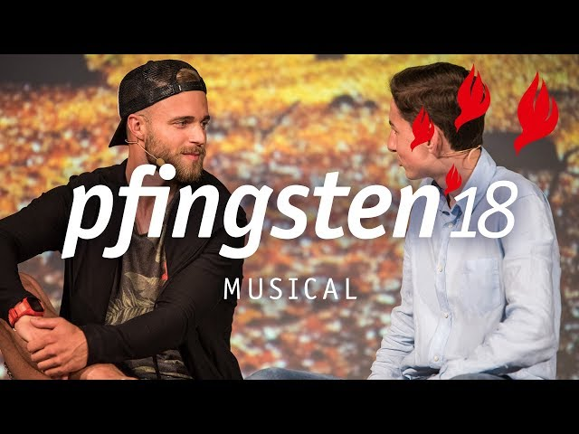 Musical - Pfingsten 18
