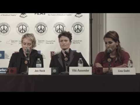 """2016 Woodstock Film Festival: """"Insiders and Outsiders - Feminism in the Middle East"""" FULL PANEL"""