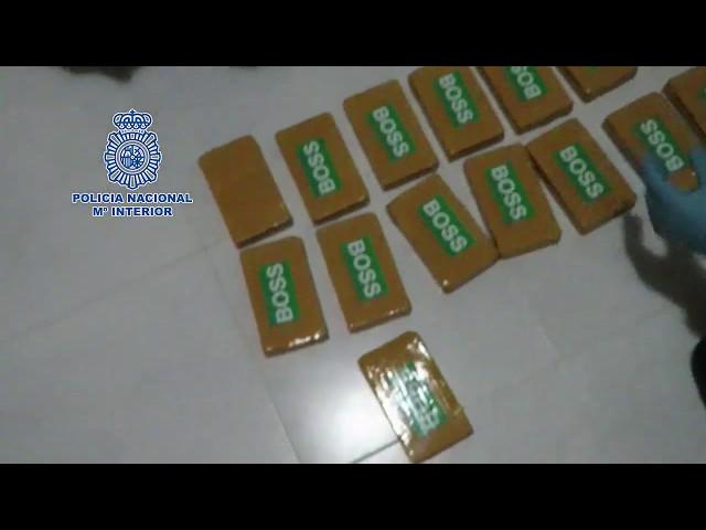 Detienen en Madrid a uno de los mayores distribuidores de heroína de toda España