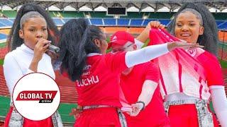 🔴#LIVE: SHOO ya ZUCHU kwenye FAINALI za SIMBA SUPER CUP, Azunguka UWANJA Mzima AKIIMBA....