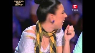 "Сюзанна Абдулла ""Halocover - Beyonce"" The X Factor"