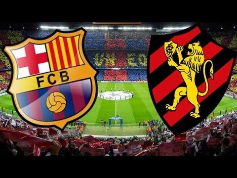 CHAMADA MUNDIAL DE CLUBES BARCELONA X SPORT 2018 / 2019