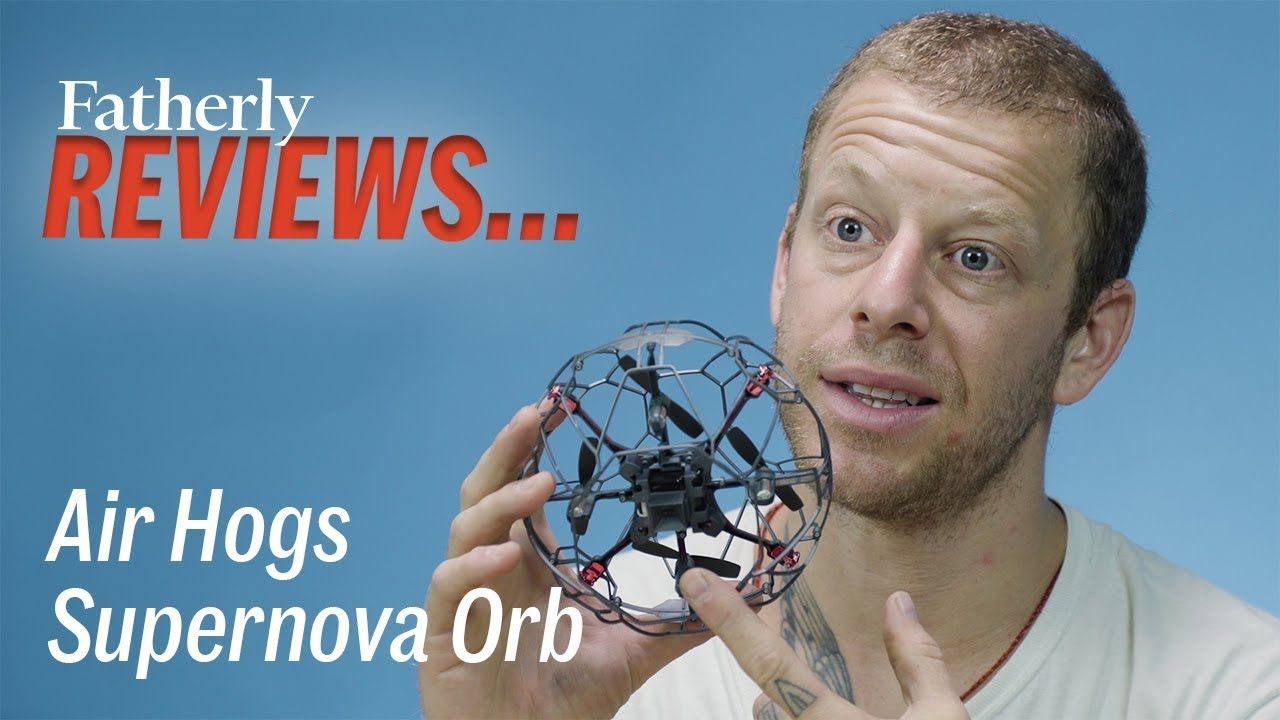 290d73ebffd7b The Supernova Drone Turns Your Hands Into Controllers - YouTube