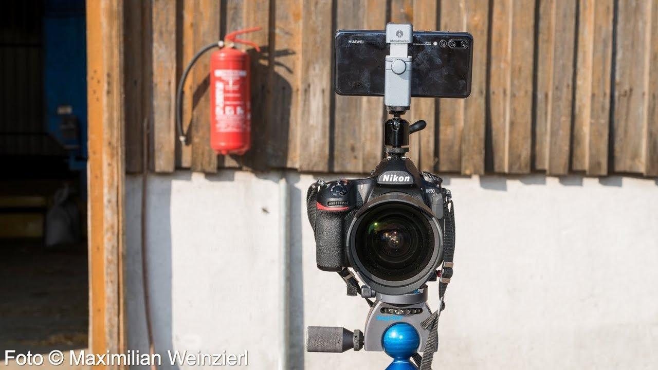 Huawei P20 Pro vs  Nikon D850 – the experiment