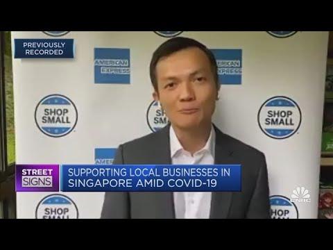 Singapore's small merchants concerned about pandemic survivability: Amex survey