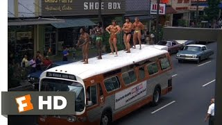 Stay Hungry (11/11) Movie CLIP - Bodybuilders Unleashed! (1976) HD