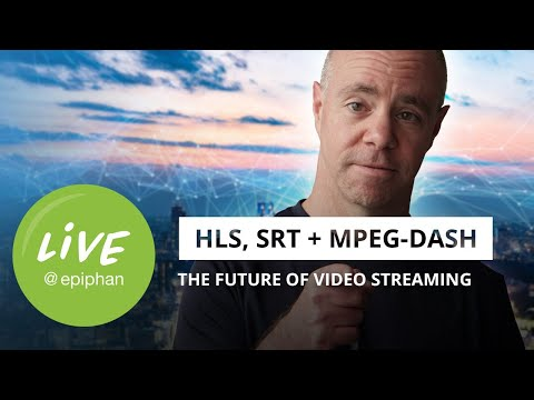 Why HLS, SRT, And DASH Are The Future Of Video Streaming