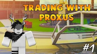 ROBLOX Trading w/ Proxus [ 001 ] (**NEW MIC**)
