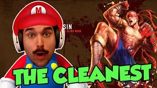 Gripex - MARIO IS THE CLEANEST LEE SIN IN THE WORLD?