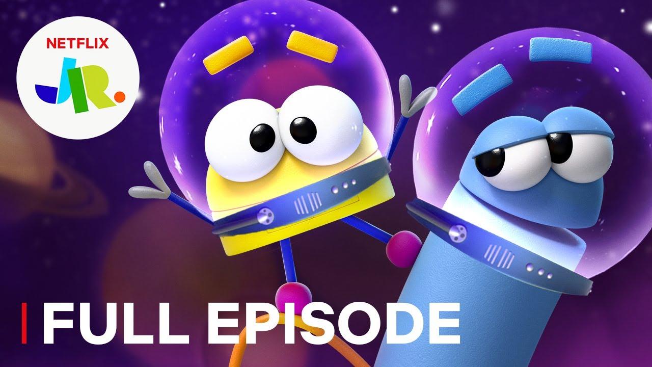Download A StoryBots Space Adventure FULL EPISODE   Netflix Jr